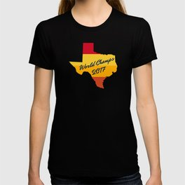 Houston Astro World Champions T-shirt