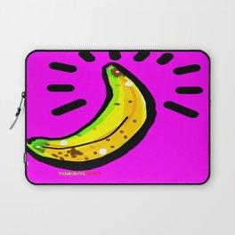 PINK POP BANANA  Laptop Sleeve