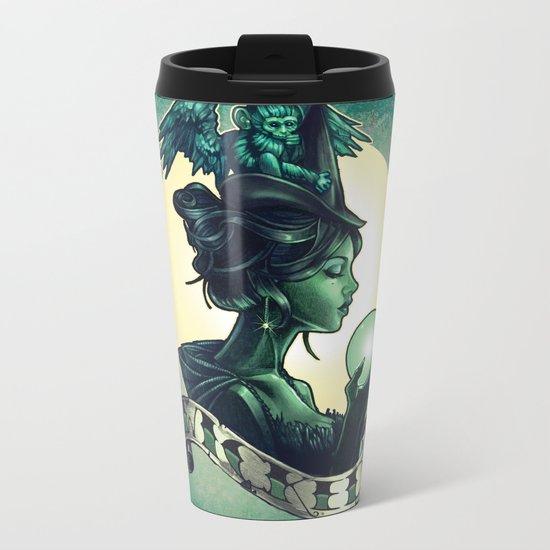 WICKED Metal Travel Mug