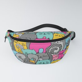 How do you like my kitties Fanny Pack