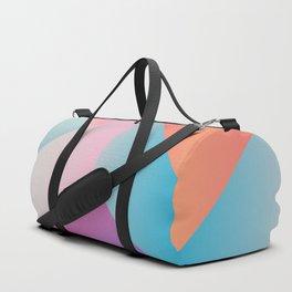 Ultra Geometric Duffle Bag