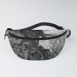 Tangled Up Fanny Pack