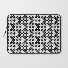 Kingdom Hearts III - Pattern - White Laptop Sleeve