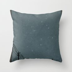 The Road Throw Pillow