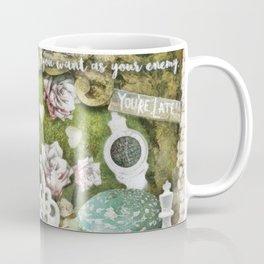 White Queen Coffee Mug