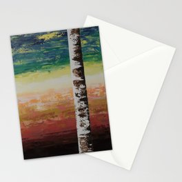 Confusion & Color Stationery Cards