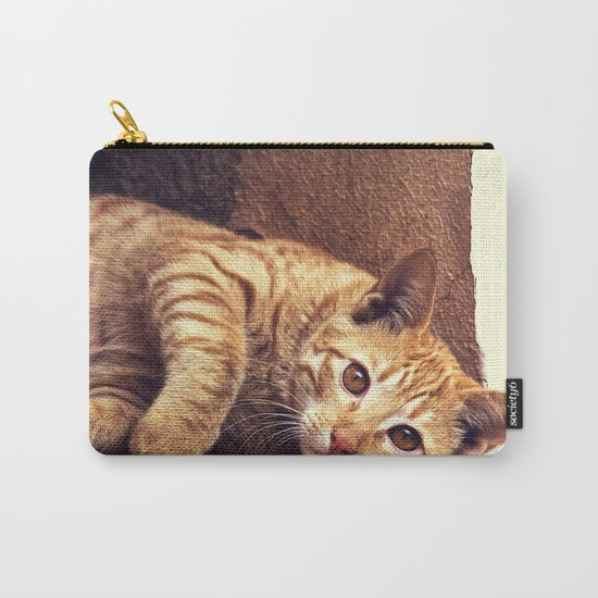 Cat roux Carry-All Pouch