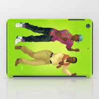 fresh prince iPad Cases featuring Fresh Prince by Dave Collinson