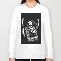 che Long Sleeve T-shirts featuring Che by Chuchuligoff
