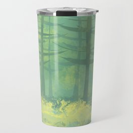 The Clearing in the Forest Travel Mug