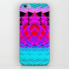 Neon Time iPhone & iPod Skin