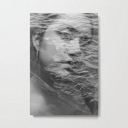 Self Reflection Metal Print