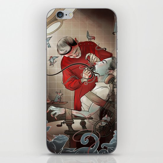 The Dentist iPhone & iPod Skin