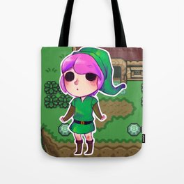 Link to the past Tote Bag