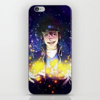 ace attorney iPhone & iPod Skins featuring Clay Terran-Ace attorney Duel Destinies by Kiasherria