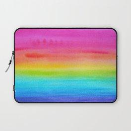 Rainbow Gradient Laptop Sleeve