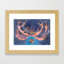 BCR#081 Framed Art Print