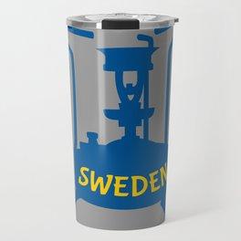 Sweden | Brass Pressure Stove Travel Mug