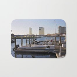 Docked by the Bay Bath Mat