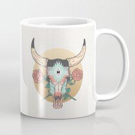 cráneo de vaca Coffee Mug