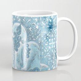 Celtic Blue - JUSTART © Coffee Mug