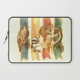 House Brawl Laptop Sleeve