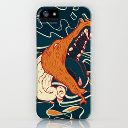 My Thinking Place iPhone Case