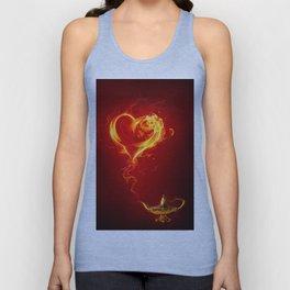 Aladin Heart Unisex Tank Top