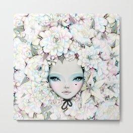 Pidgin Doll : FloraBurst Metal Print