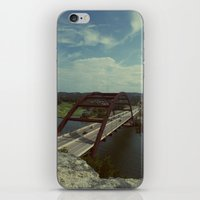 austin iPhone & iPod Skins featuring Austin by DSos