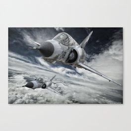 Mirage III Canvas Print