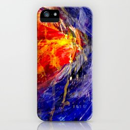 Death and Power  iPhone Case