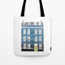Town House Tote Bag