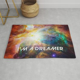 Chaos in Orion - I'm a Dreamer Rug