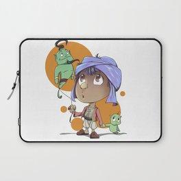Cute Aladdin Laptop Sleeve