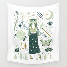 The Guide Wall Tapestry