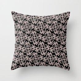 Joshua Tree Patterns by CREYES Throw Pillow