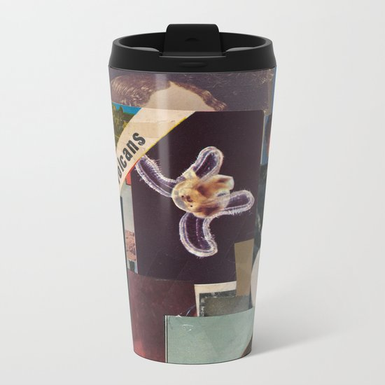 Zeisig Metal Travel Mug