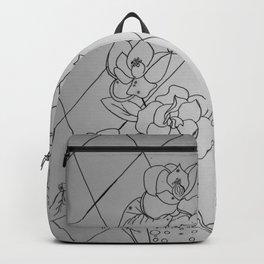 Gardenia Rain Backpack