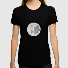 city gate T-shirt