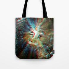 3d Theory Tote Bag