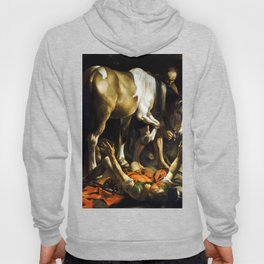 Caravaggio Conversion on the Way to Damascus Hoody