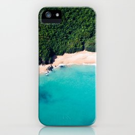 Turquoise Beach iPhone Case