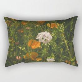 California Poppies 010 Rectangular Pillow