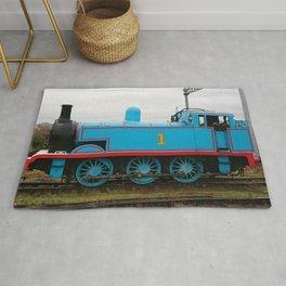 Thomas Goes To Didcot Rug