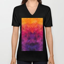 Sunrise Unisex V-Neck