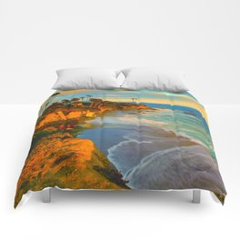Laguna Beach California Comforters