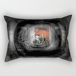 Thru The Lens Rectangular Pillow