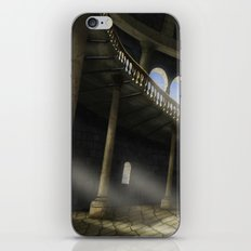 Sacrifices Temple iPhone & iPod Skin