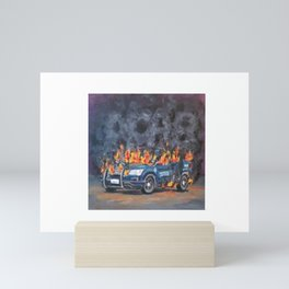 Abolish SPD Mini Art Print